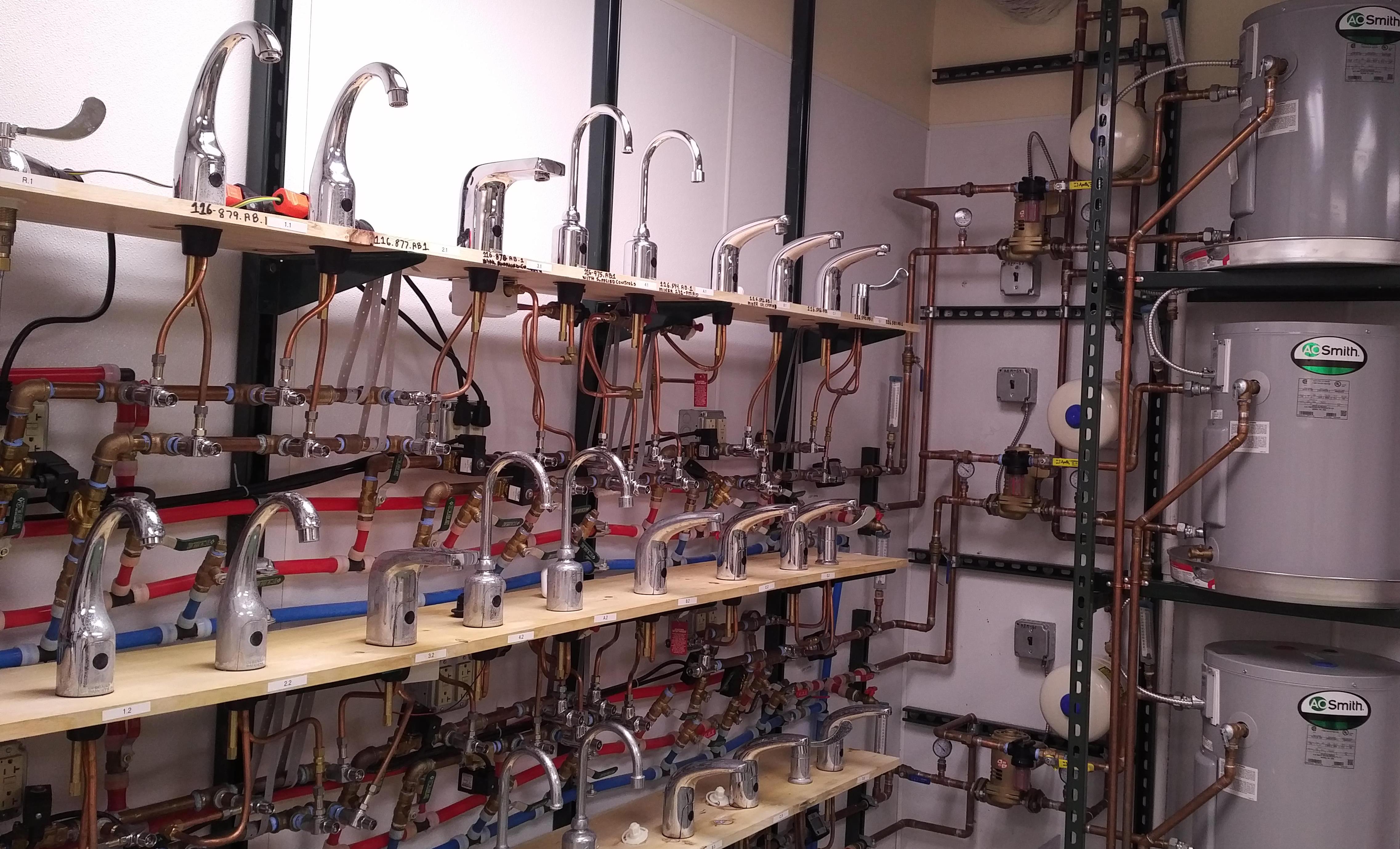 Model Plumbing System